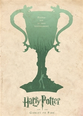 Harry Potter and the Goblet of Fire HD Digital Copy Code  (UV/iTunes/GooglePlay/Amazon)