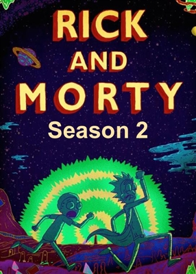 Rick and Morty: Season 2 HD Digital Copy Code (UV)
